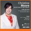 Advertisement and communication design for member of parliament, NDP. design de communiqué et publicité pour une députée NPD.
